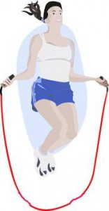Jumping Rope Clipart