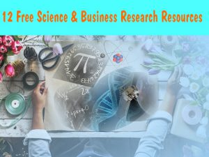free research resources, an informal cornr