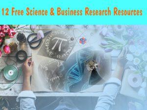 free research resources, an informal cornr