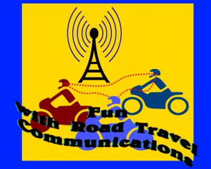 road communications, motorcycle communications, wireless radio, gmrs,