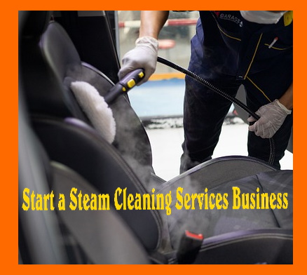 start a steam cleaning business