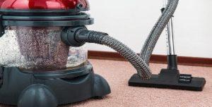 steam cleaning vacuum